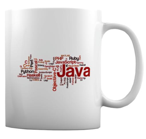 Чашки для программистов