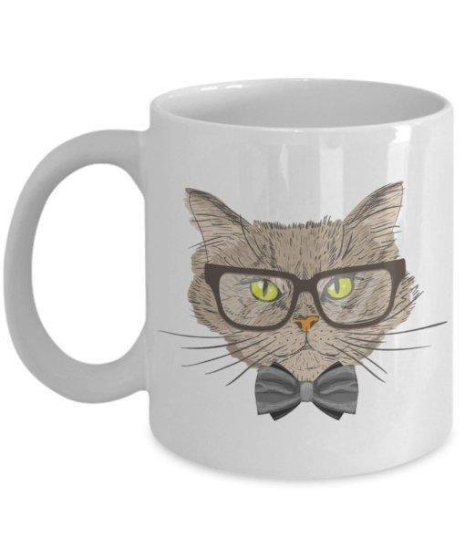 Чашки с котами