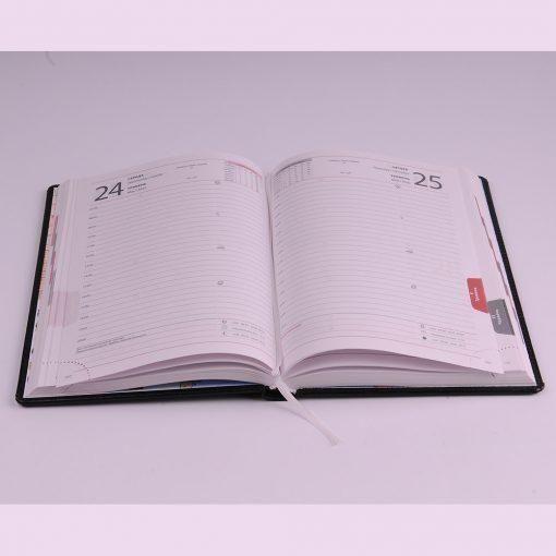 Черный Ежедневник