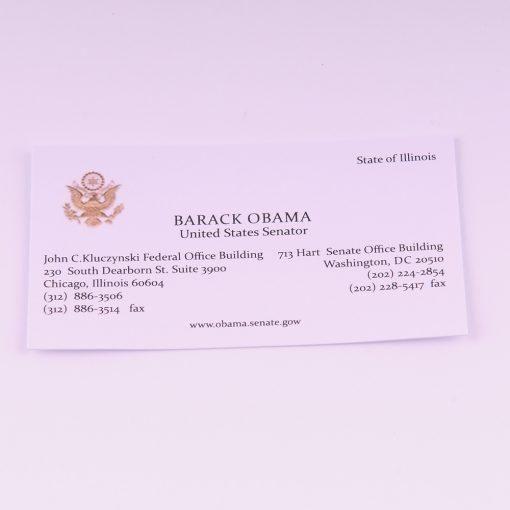 Визитки на COLOTECH (на матовой бумаге 300 г/м2)